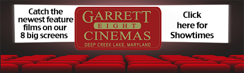 Garrett 8 Cinema and Movie Theater Deep Creek Lake